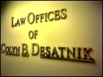 Law Offices of Colyn B. Desatnik
